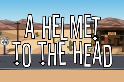 A Helmet to the Head